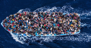 Up to 700 feared dead after migrant boat sinks off Libya