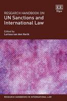 van den Herik: Research Handbook on UN Sanctions and International Law
