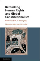 Yahyaoui Krivenko: Rethinking Human Rights and Global Constitutionalism