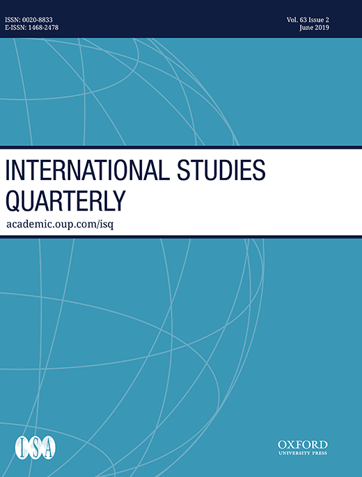 International Studies Quarterly